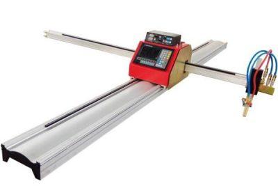 Máquina de corte por plasma CNC, hierro / acero inoxidable / aluminio / cobre, cortador de plasma CNC, corte por plasma de metal