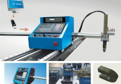 La mejor calidad cnc mesa de plasma / pórtico / protable máquina de corte por plasma cnc