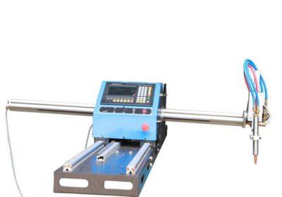 Máquina de corte de tubos de plasma portátil para metal Tupe y tubos