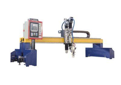Máquina de corte de tubos de plasma CNC de bajo costo en stock