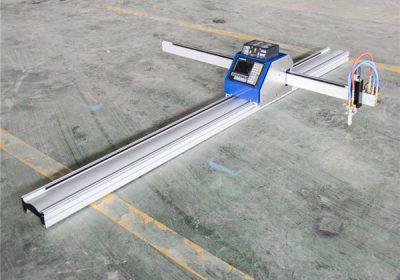 Venta caliente precio barato JX-1325 cortador de plasma cnc / pórtico cnc máquina de corte por plasma 43A / 63A / 100A / 160A / 200A