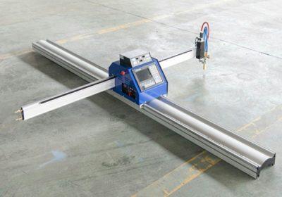 CNC portátil máquina de corte por plasma cad cnc máquina plasma antorcha