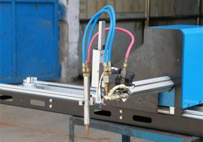 Mini pórtico CNC Plasma corte / CNC Gas plasma cortador