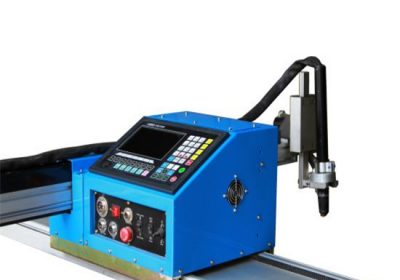 CNC cortadora de placa de acero cortadora de plasma portátil