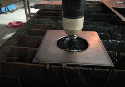 Fuente de la fábrica 2000 * 3000 mm 2030 cnc plasma máquina de corte para tubería
