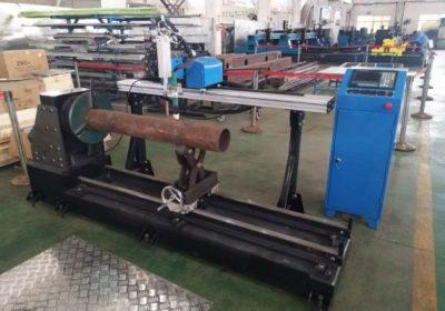 Cortadora portátil de la tubería de acero inoxidable del plasma del CNC del nuevo producto