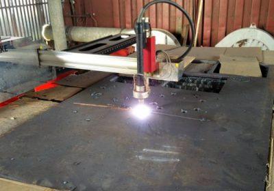 Máquina de corte de plasma CNC cnc pórtico HIWIN Rail JX-2030