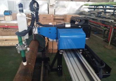 Máquina de corte de tubos de acero inoxidable CNC por plasma