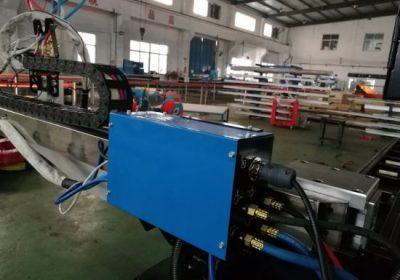 Gantry CNC gas plasma máquina de corte precio