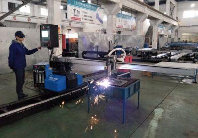 Cortadora portátil del tubo de la llama del plasma del CNC de China con precio de fábrica