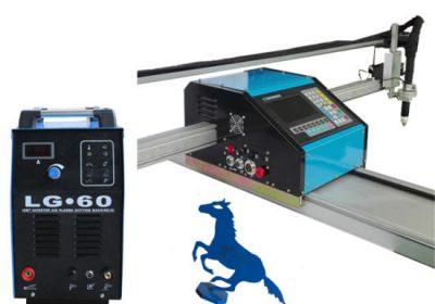 Máquina automática de corte de tubos de acero inoxidable CNC Máquina de corte por plasma