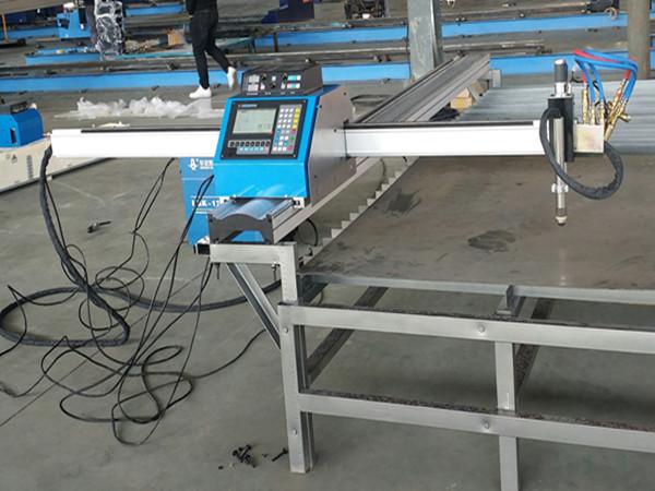 Máquina de corte por plasma cnc 1560 china
