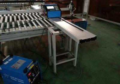 Hobby 1500 * 3000mm tubo cnc máquina de corte por plasma