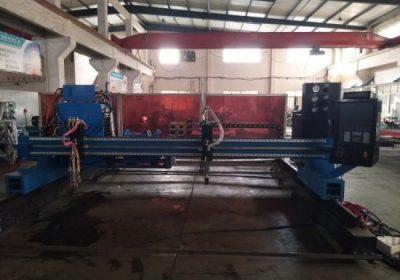Cortador de plasma, hierro, acero, acero, máquina para corte de metales, mini pórtico, cnc, plasma
