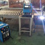 Máquina de corte por plasma CNC y máquina de corte por plasma tipo pórtico, corte de chapa de acero y precio de fábrica de taladradoras