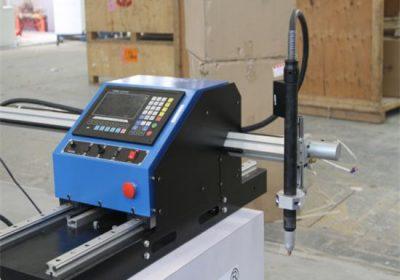 Máquina de corte por plasma CNC de pórtico de servicio liviano