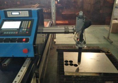 Gran venta !! Portátil 6090 mini / pórtico CNC cortador de plasma y máquina de corte de metales para la venta