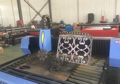 Venta caliente Tipo de mesa Máquina de corte por plasma CNC Máquina