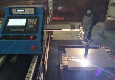 Cortadora del tubo del plasma del CNC del tubo del metal del carbono