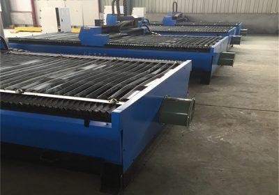Máquina de corte por plasma de proveedor de energía Huayuan cortó cortador de plasma CNC de 40 mm de metal