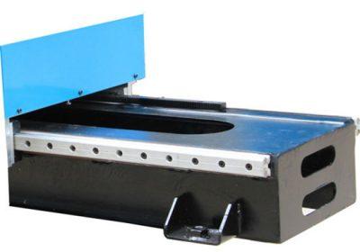 China grande de la cortadora del plasma del CNC del metal del corte del plasma del pórtico del tamaño